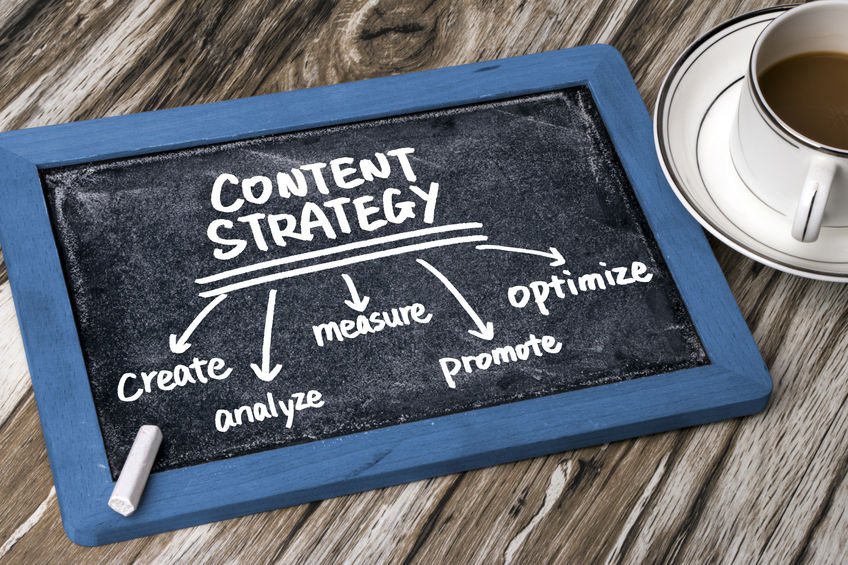 Creating A Content Marketing Strategy: 5 Steps to Success